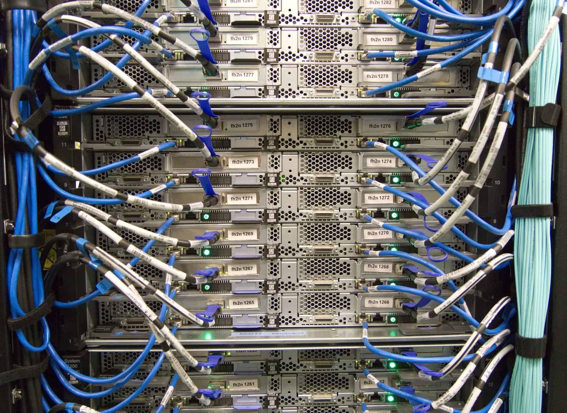 network server switch